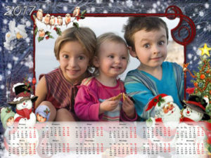 Календарь 2017, печать, календарь плакат, Витебск