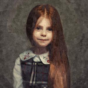 """Портреты на холсте по фото в стиле """"под масло"""""""