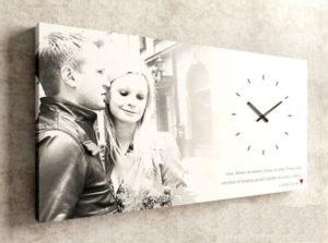 Фото на холсте с часами Витебск